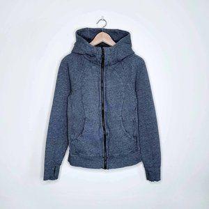 lululemon heathered scuba hooded sweatshirt